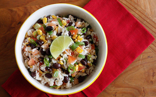 Fiesta Lime Rice