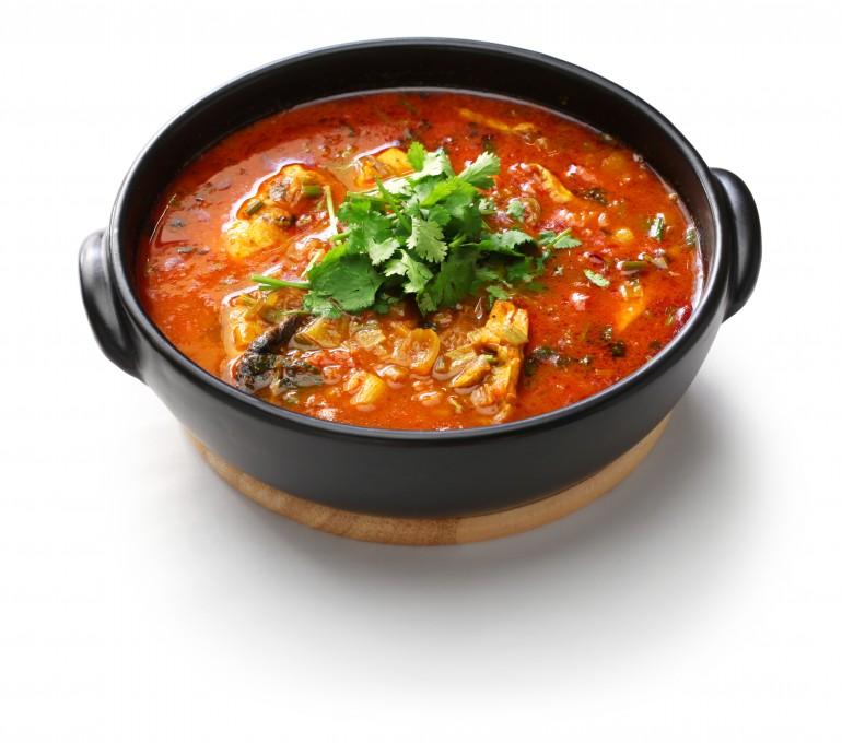 moqueca capixaba, brazilian fish stew