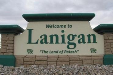region - lanigan