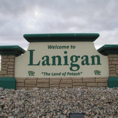region - lanigan